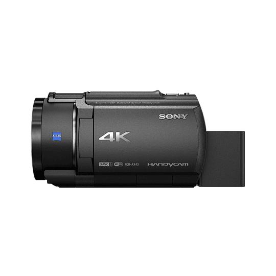 Sony AX43 Handycam® 4K con sensor CMOS Exmor R™ - Image 2