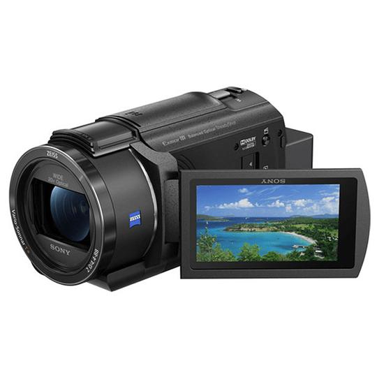 Sony AX43 Handycam® 4K con sensor CMOS Exmor R™ - Image 3