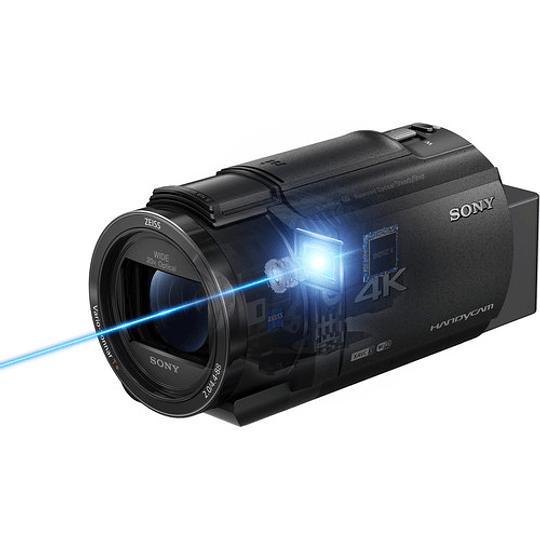 Sony AX43 Handycam® 4K con sensor CMOS Exmor R™ - Image 6