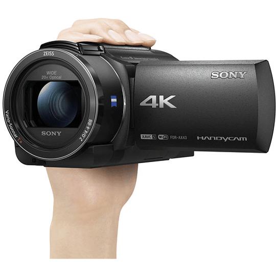 Sony AX43 Handycam® 4K con sensor CMOS Exmor R™ - Image 8