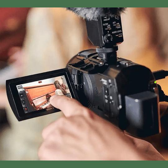 Sony AX43 Handycam® 4K con sensor CMOS Exmor R™ - Image 10