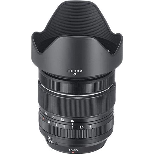 FUJIFILM XF 16-80mm f/4 R OIS WR Lente - Image 2