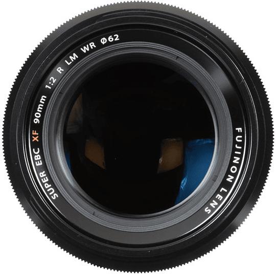 FUJIFILM XF 90mm f/2 R LM WR Lente - Image 7