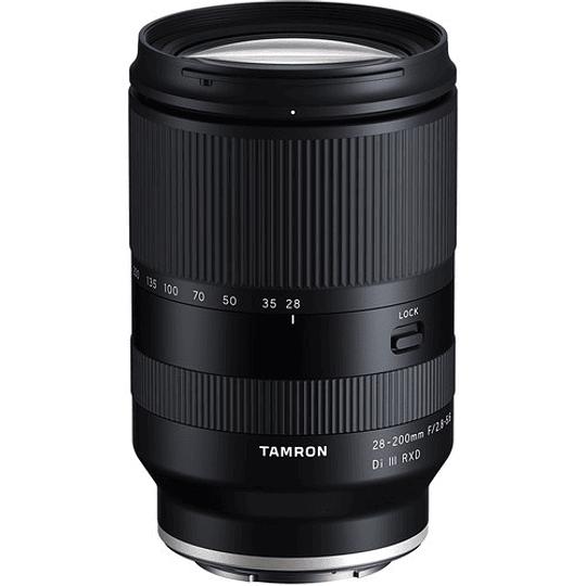 Tamron 28-200mm f/2.8-5.6 Di III RXD Lente para Sony E / A071 SF - Image 1