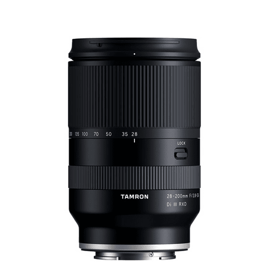 Tamron 28-200mm f/2.8-5.6 Di III RXD Lente para Sony E / A071 SF - Image 3