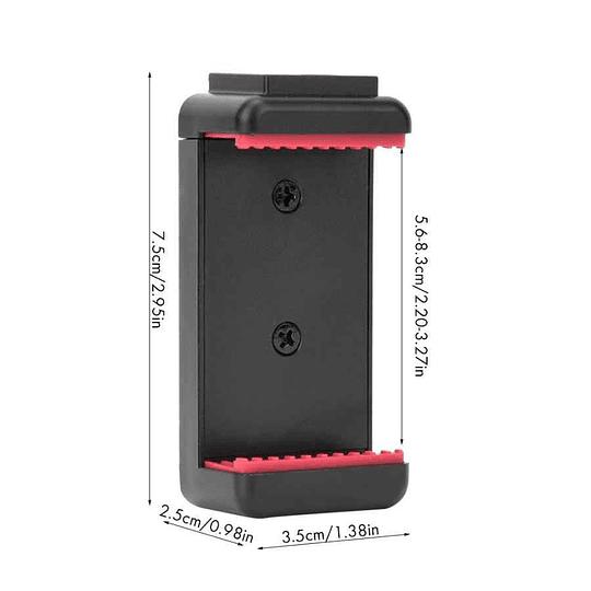 ULANZI ST-07 Soporte de Smartphone para Trípode Universal - Image 3