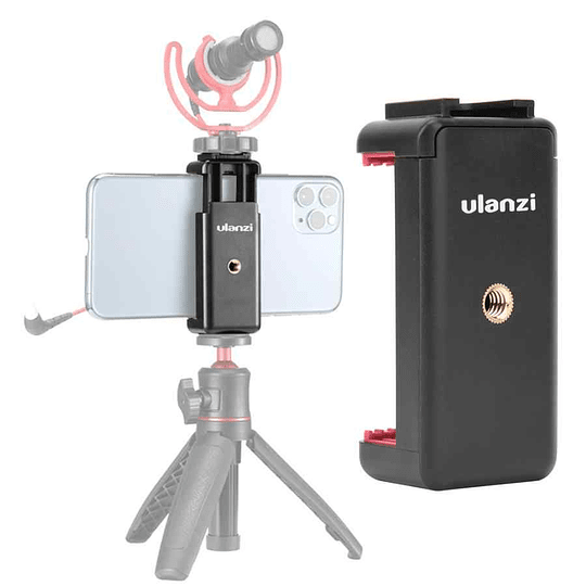 ULANZI ST-07 Soporte de Smartphone para Trípode Universal - Image 5