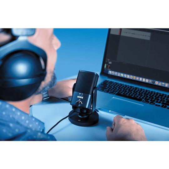 Rode NT-USB Mini USB Micrófono de Sobremesa con Calidad de Estudio - Image 9