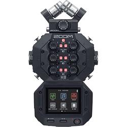 Zoom H8 Grabador de Mano Portátil de 8 Entradas / 12 Pistas