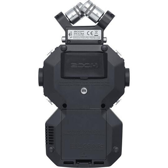 Zoom H8 Grabador de Mano Portátil de 8 Entradas / 12 Pistas - Image 3