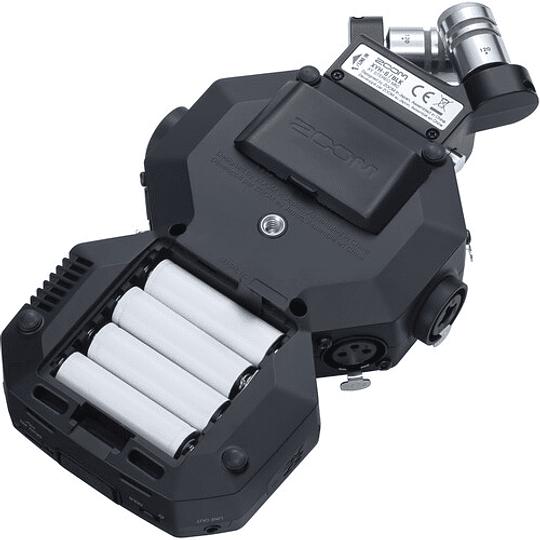 Zoom H8 Grabador de Mano Portátil de 8 Entradas / 12 Pistas - Image 4