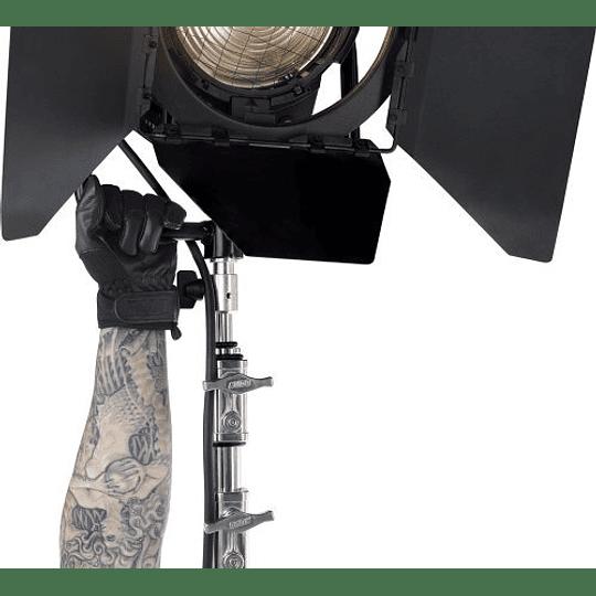 KUPO KH-55MB Ku-Hand Grip Guantes de Cuero (MEDIO) - Image 5