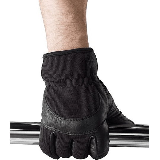 KUPO KH-55XLB Ku-Hand Grip Guantes de Cuero (XL) - Image 3