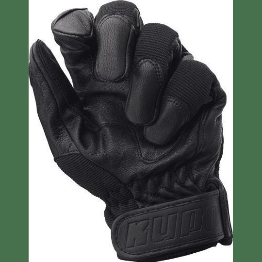 KUPO KH-55XLB Ku-Hand Grip Guantes de Cuero (XL) - Image 4
