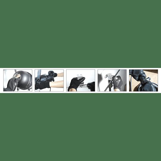 KUPO KH-55XLB Ku-Hand Grip Guantes de Cuero (XL) - Image 7