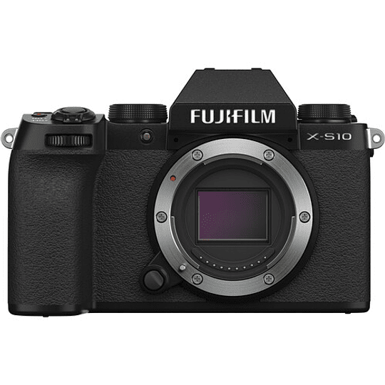 FUJIFILM X-S10 Cámara Digital Mirrorless (Body) - Image 1