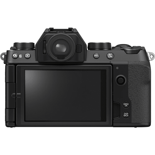 FUJIFILM X-S10 Cámara Digital Mirrorless (Body) - Image 2