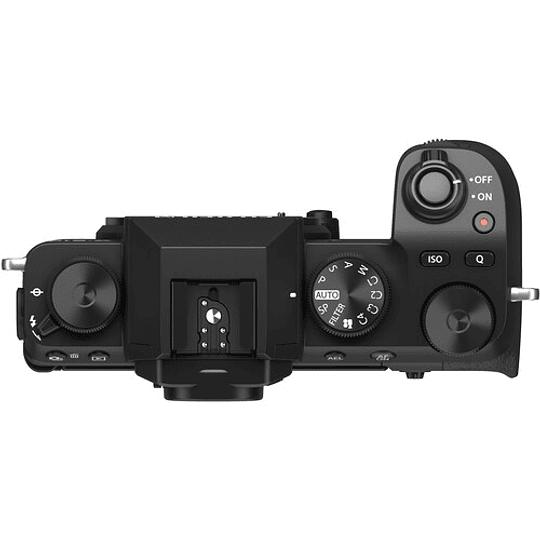 FUJIFILM X-S10 Cámara Digital Mirrorless (Body) - Image 3