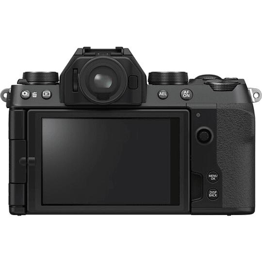 FUJIFILM X-S10 Kit Cámara Digital Mirrorless con Lente 18-55mm - Image 2