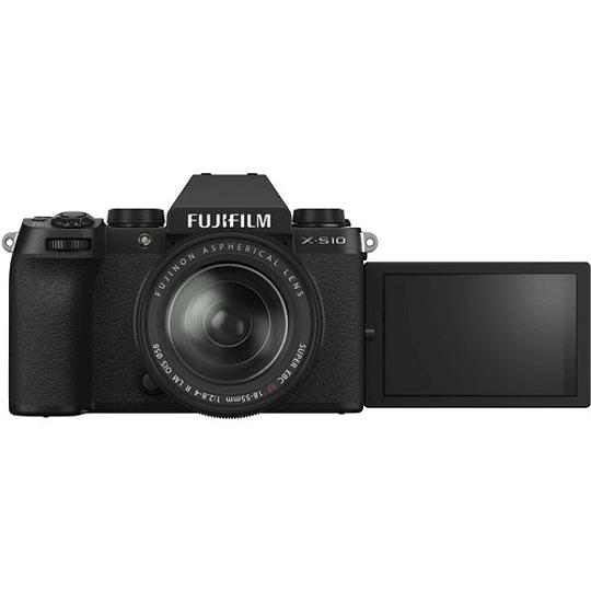 FUJIFILM X-S10 Kit Cámara Digital Mirrorless con Lente 18-55mm - Image 4