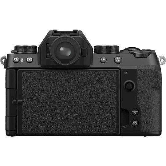 FUJIFILM X-S10 Kit Cámara Digital Mirrorless con Lente 18-55mm - Image 5