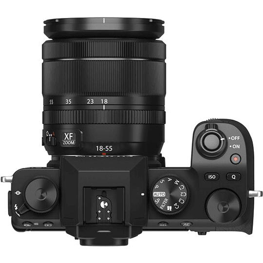 FUJIFILM X-S10 Kit Cámara Digital Mirrorless con Lente 18-55mm - Image 6