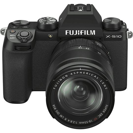 FUJIFILM X-S10 Kit Cámara Digital Mirrorless con Lente 18-55mm - Image 10
