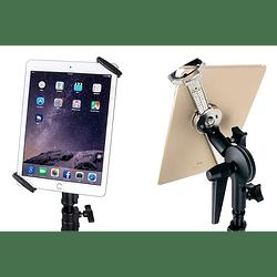 KUPO KS-540 Soporte de Tablet de 7'' a 10'' con Candado se Seguridad