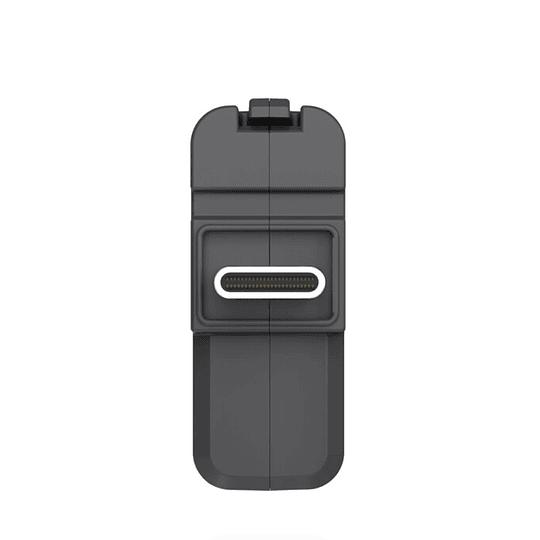 CYNOVA Adaptador de micrófono de 3,5mm con entrada de carga para Insta360 ONE X2 - Image 4