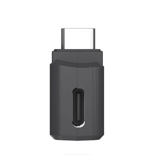CYNOVA Adaptador de micrófono de 3,5mm con entrada de carga para Insta360 ONE X2 - Image 5