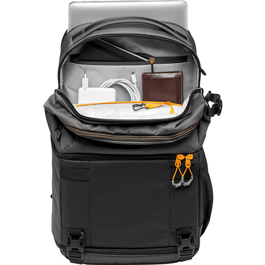 Lowepro Fastpack Pro BP 250 AW III (Gray) Mochila para Equipo Fotográfico / LP37331 - Image 3