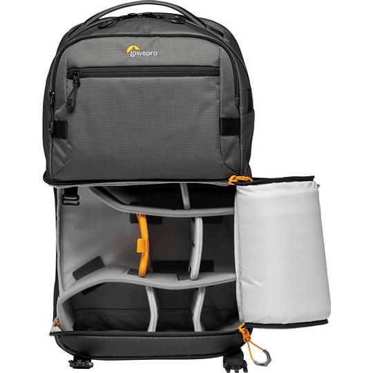 Lowepro Fastpack Pro BP 250 AW III (Gray) Mochila para Equipo Fotográfico / LP37331 - Image 4