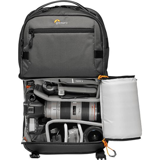 Lowepro Fastpack Pro BP 250 AW III (Gray) Mochila para Equipo Fotográfico / LP37331 - Image 6