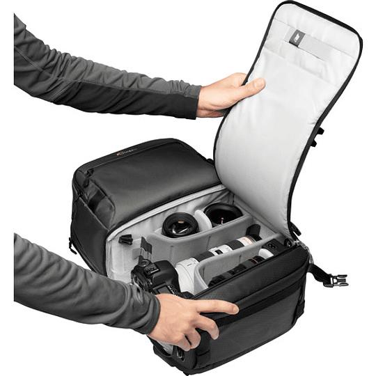 Lowepro Fastpack Pro BP 250 AW III (Gray) Mochila para Equipo Fotográfico / LP37331 - Image 7