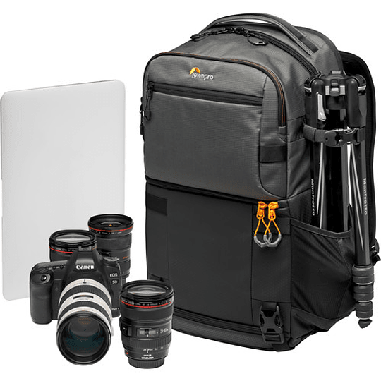 Lowepro Fastpack Pro BP 250 AW III (Gray) Mochila para Equipo Fotográfico - Image 10