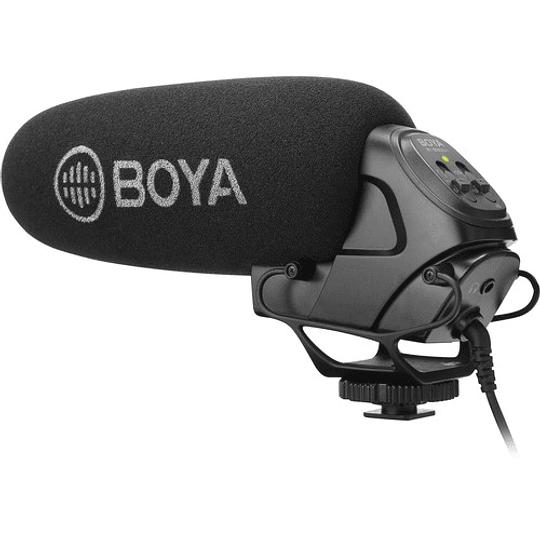 BOYA BY-BM3031 Micrófono Shotgun Super-Cardioide - Image 1