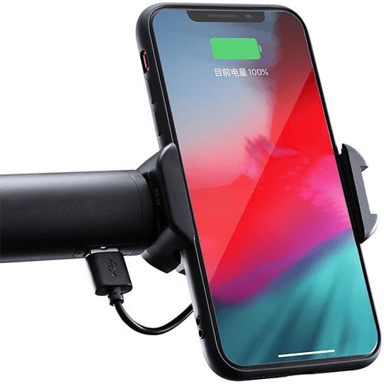 Ulanzi ST-13 Clip y Cargador Wireless para Smartphone - Image 5