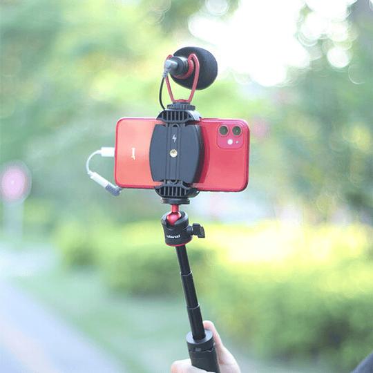 Ulanzi ST-13 Clip y Cargador Wireless para Smartphone - Image 6