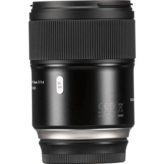 Lente Tamron SP 35mm f/1.4 Di VC USD para Canon EF - Image 3