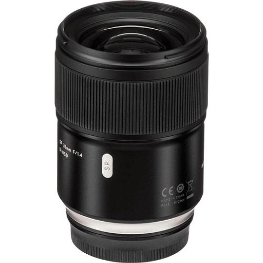 Lente Tamron SP 35mm f/1.4 Di VC USD para Canon EF - Image 8