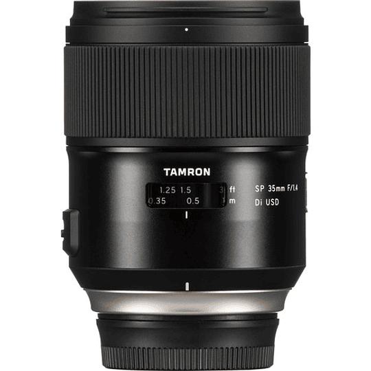 Lente Tamron SP 35mm f/1.4 Di VC USD para Nikon F - Image 2