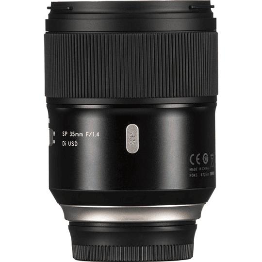 Lente Tamron SP 35mm f/1.4 Di VC USD para Nikon F - Image 3