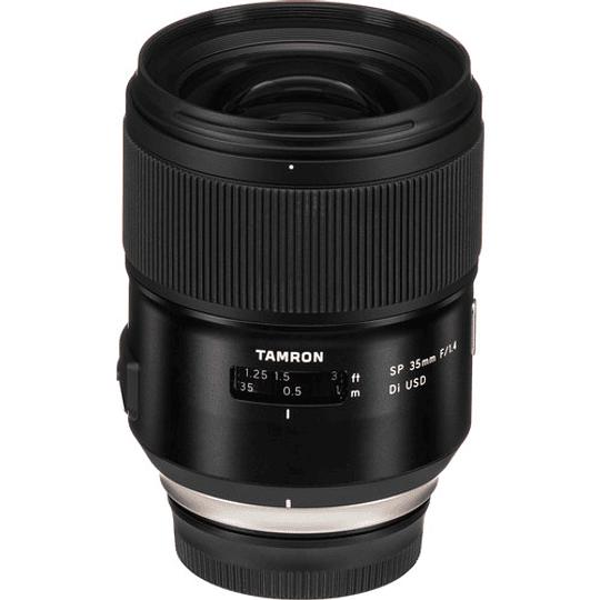 Lente Tamron SP 35mm f/1.4 Di VC USD para Nikon F - Image 7
