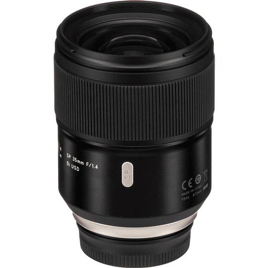 Lente Tamron SP 35mm f/1.4 Di VC USD para Nikon F - Image 8