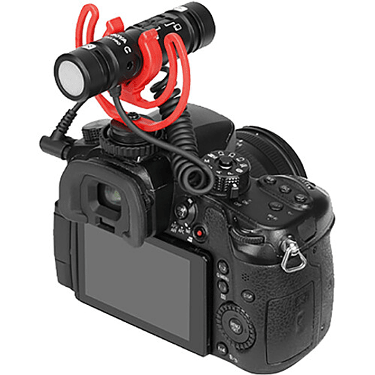 BOYA BY-MM1 PRO Micrófono Shotgun Ultra Compacto de Doble Cápsula y Doble Dirección - Image 5