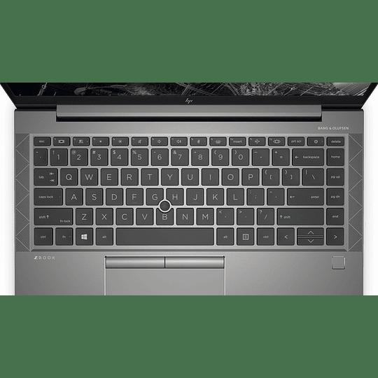 HP Zbook Create G7 WorkStation Móvil 15,6'', i7-10750H, 16GB Ram DDR4, SSD M.2 512GB, RTX 2070 Max-Q 8GB - Image 2
