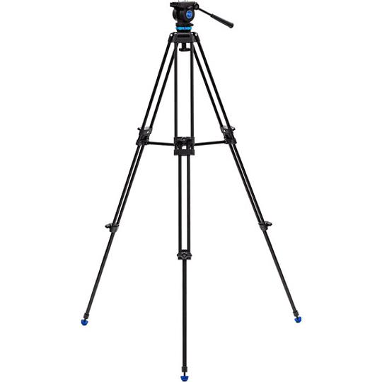 Benro KH25P Kit Trípode de Aluminio para Video Profesional - Image 1