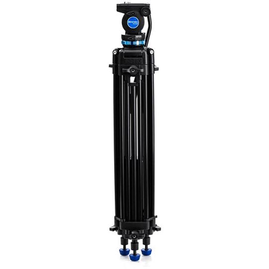 Benro KH25P Kit Trípode de Aluminio para Video Profesional - Image 2