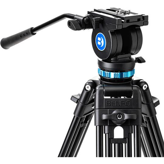 Benro KH25P Kit Trípode de Aluminio para Video Profesional - Image 10