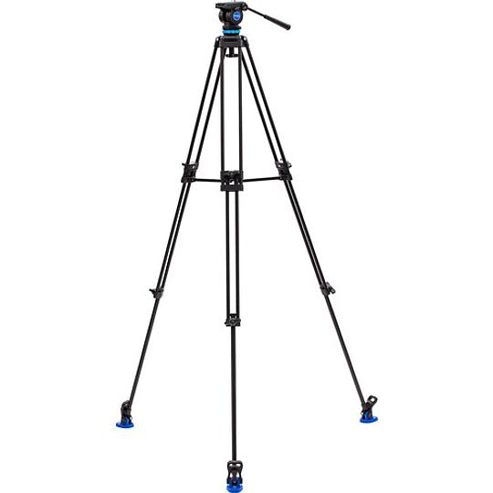 Benro KH26P Kit Trípode de Aluminio para Video Profesional - Image 2